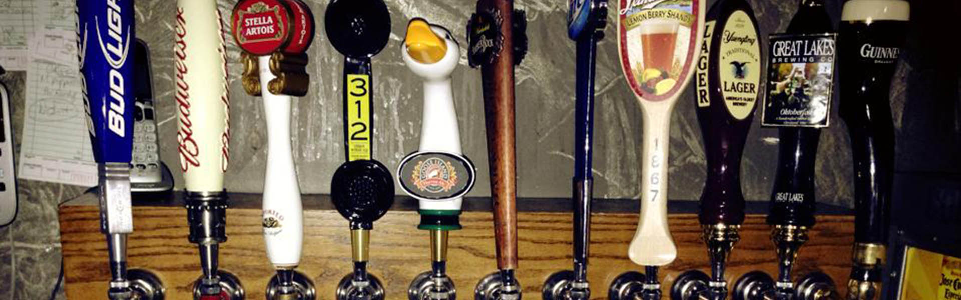 Choicess On Tap